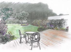 Nouveau projet : création d'un jardin dans un nouvel éco-quartier de la métropole nantaise