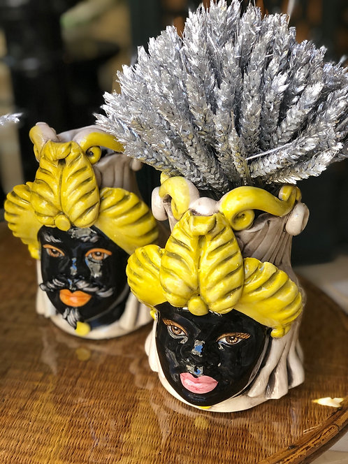 Céramique sicilienne - Sicilian ceramic