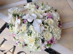 Printemps blanc et pastel Romantica