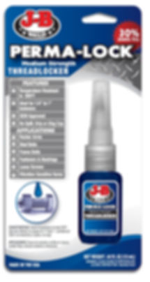 24213 - Blue Med-Strength Threadlocker -