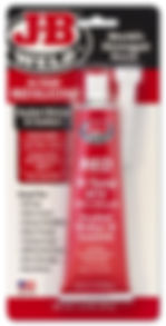 31314 Hi-Temp Red Gasket Maker & Sealant