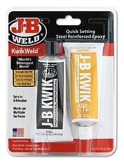 8271 - J-B KwikWeld - Clamshell Package.
