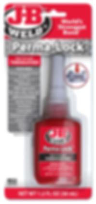 27136 - Red Hi-Strength Threadlocker - 3