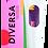 Thumbnail: Гель с пигментами прямого действия DIVERSA, фиолетовый 100 мл