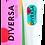 Thumbnail: Гель с пигментами прямого действия DIVERSA бирюзовый, 100 мл