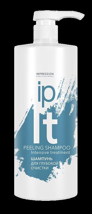 Шампунь для глубокой очистки «Peeling Shampoo» 1000 / 100 мл
