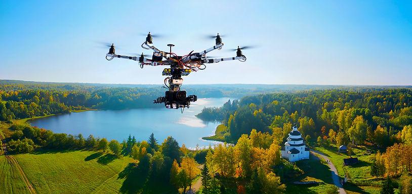 UAV, Drones, Mapping