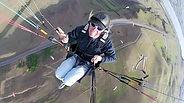 Your Paragliding instructor Kelly Kellar