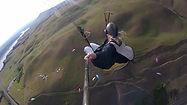 Paragliding Kiting with Kelly Kellar