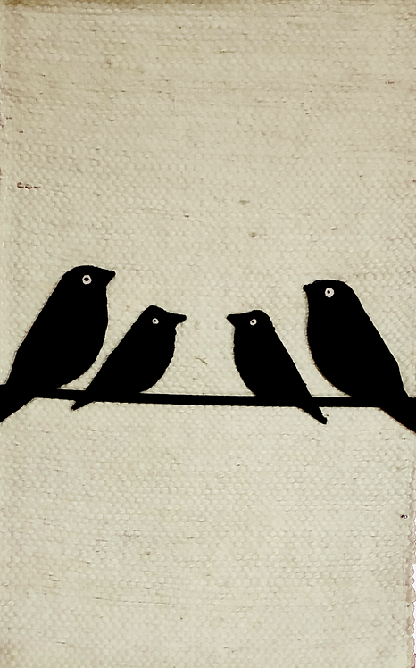 BIRD - WALL HANGING