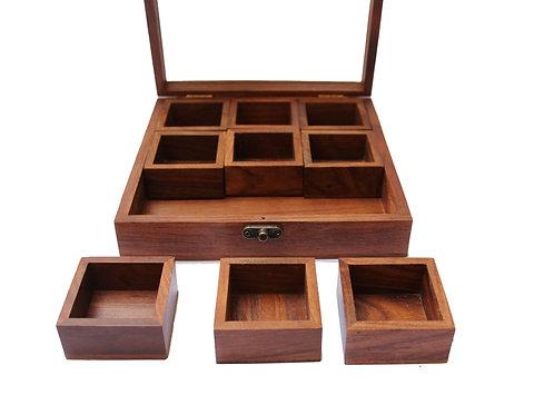 SPICE BOX - 9 POCKET