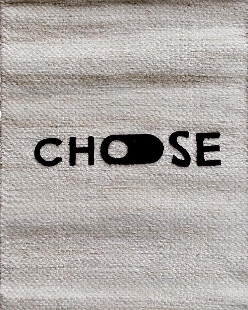 CHOOSE - JUTE WALLING