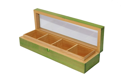 SPICE BOX - 4 POCKET