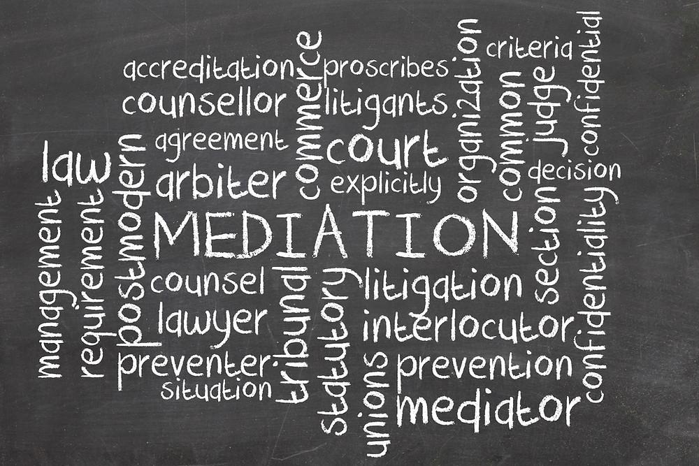 Probate Mediation.