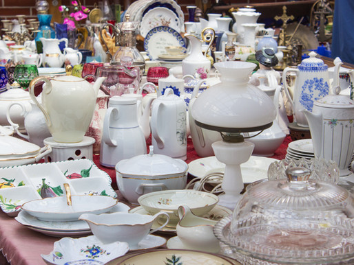 Who Gets Grandma's Antique China? Do Not Forget the Minor Details and Sentimental Items in Estat