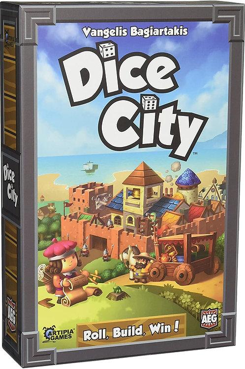 DICE CITY: ROLL, BUILD, WIN!