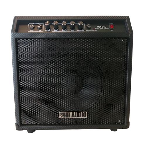 AMPLIFICADOR PARA BAJO DE 60W HD-B60W <HD-AUDIO>