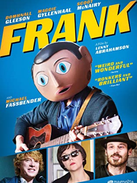 Pelicula DVD Frank