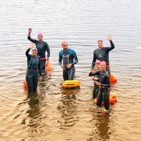AOK Open Water Training
