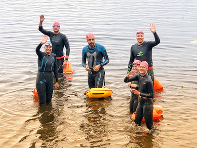 AOK Open Water Training