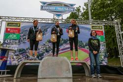 Siegerehrung AOK Womens Run-3302