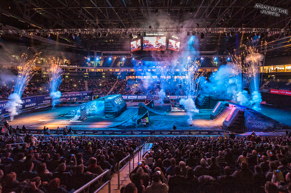 Night Of The Jumps Berlin 2018 Official Site Tickets Night Of