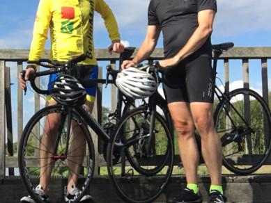 Erkner Triathlon mit Unterstützung von Oliver Büttel