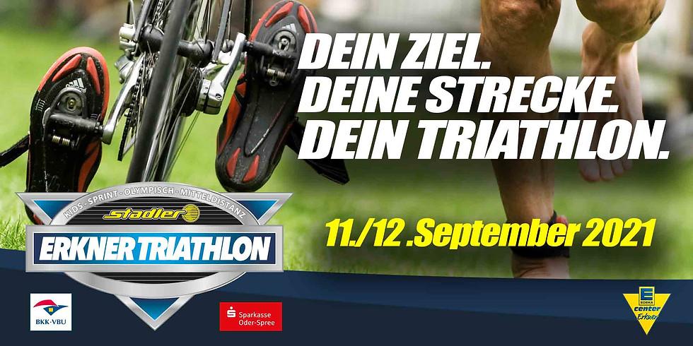 STADLER Erkner-Triathlon 2021