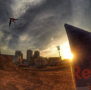 Sunset sessions 🇨🇳 Rider _kaihaase810