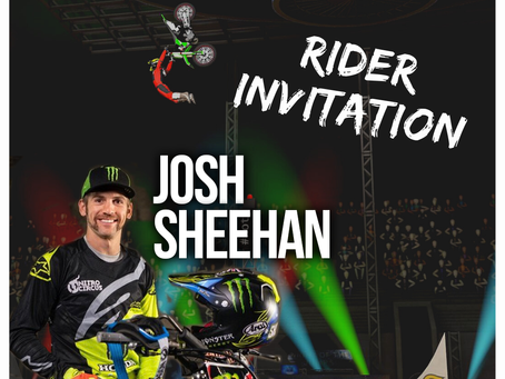 Only 4 riders remaining in the first ever e-FMX World Championship series