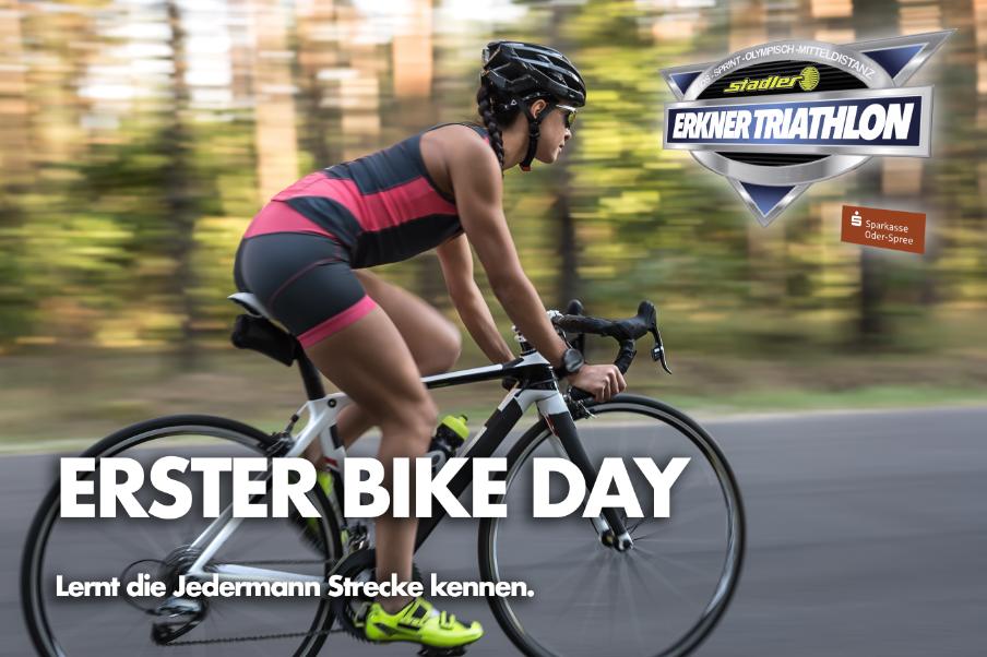 Erster Bike Day