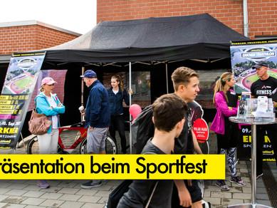 Stadler Triathlon Erkner präsentiert sich beim Sportfest