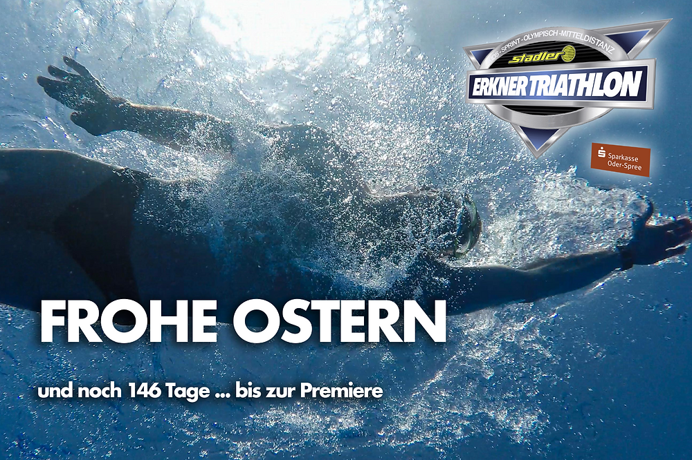 Stadler Erkner Triathlon Frohe Ostern