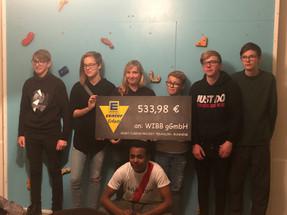 EDEKA Center Erkner – unterstützt Jugendprojekt