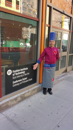 Chef David Jahnke