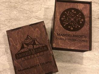 Mandelbrot's Family Heirlooms