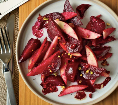 4 Healthy thanksgiving sides