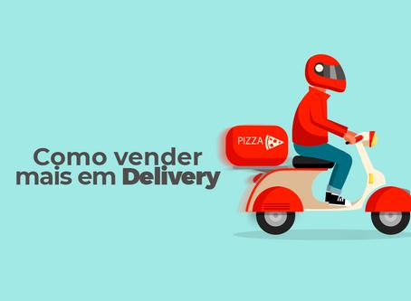 Como vender mais em Delivery