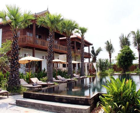 Hôtel 2 Siem Reap