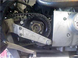 Buell Front Pulley