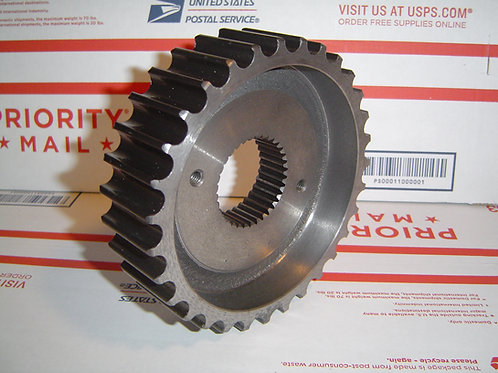 31 Tooth Sportster Pulley, 2004-Up