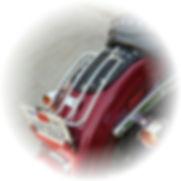 Sportster Fender Rack