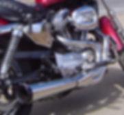 Sportster Exhaust