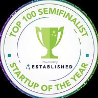 Top 100 Semifinalist - Round Badge - Lig