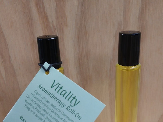 Vitality Aromatherapy Roll On