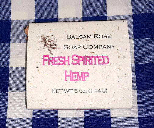 Fresh Spirited Hemp