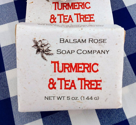 Turmeric & Tea Tree