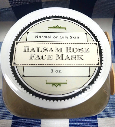 Face Mask for Normal or Oily Skin