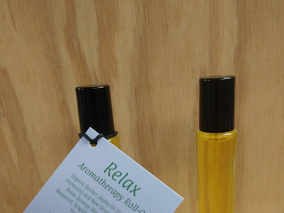 Relax Aromatherapy Roll On