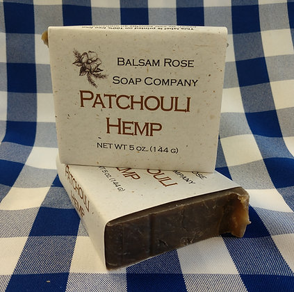 Patchouli Hemp